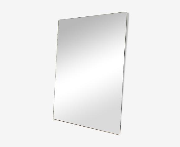 Miroir biseauté 85x130cm