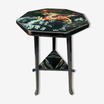 Table d'appoint antique japonaise
