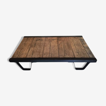 Sncf-style coffee table