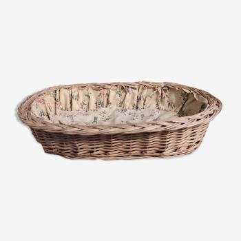 Panier à pain français vintage