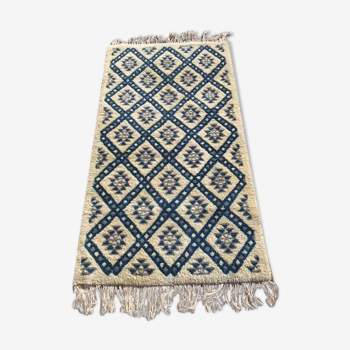 Tapis berbere tunisien 148 x 84cm
