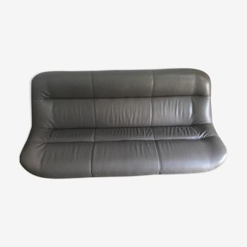 Leather sofa roset line