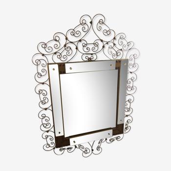 Miroir vénitien 63x91cm