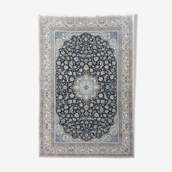 Persian Nain Carpet 3.65m x 2.38m