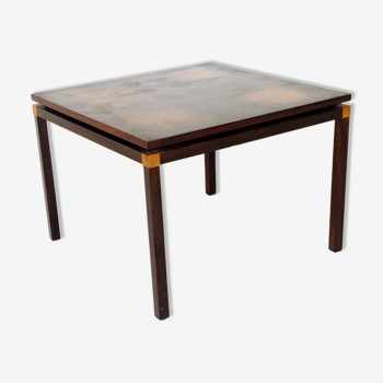 Rosewood coffee table, Sweden, 1970