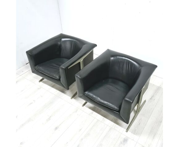 Pré-Sériede chaises longues Artifort 042