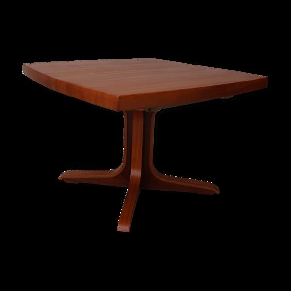 Selency Table scandinave extensible en teck