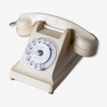 Téléphone vintage Burgunder