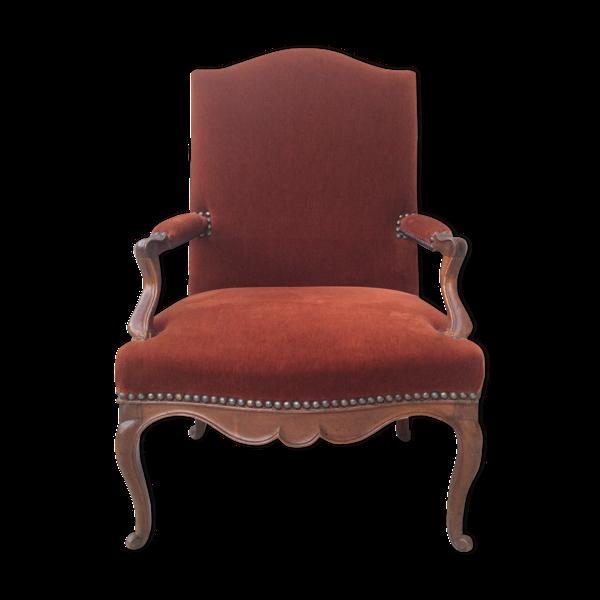 Fauteuil Louis XV époque XVIIIe
