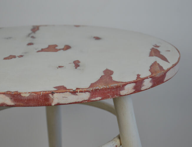 Table d'appoint ronde