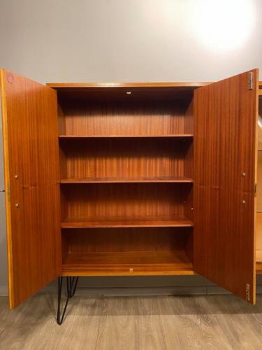 Bibliothèque des années 1960