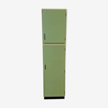 Colonne meuble de cuisine en formica des années 60 environ
