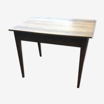 Table de ferme 72x100