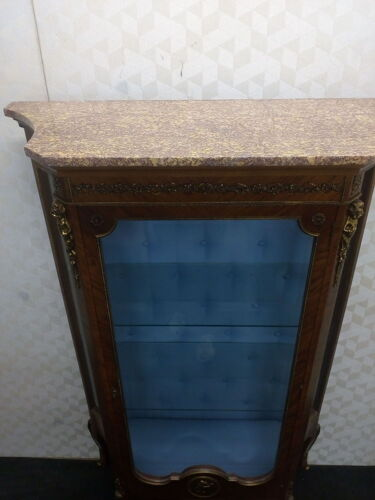 Vitrine style Louis XV
