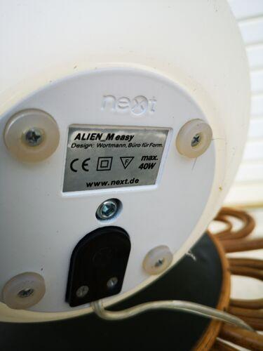 """Alien"" lamp"