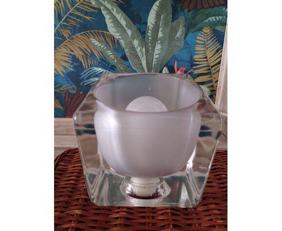 lampe vintage glaçon icecube éditée par Peill & Putzler