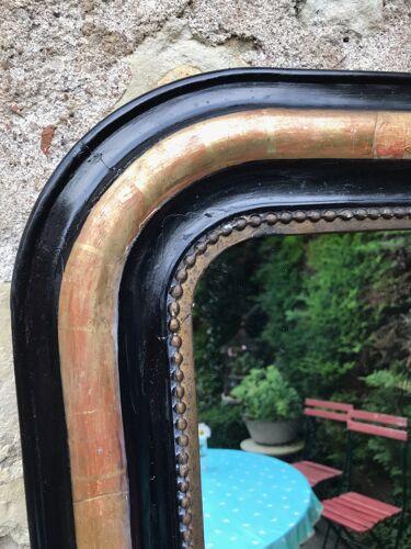 Miroir Napoléon III 82 x 57 cm
