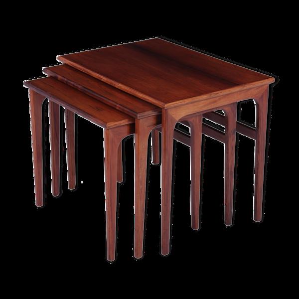 Selency Tables gigognes danoises  c1960