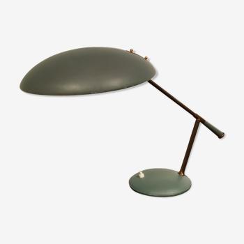 Lampe de bureau vintage par Louis Kalff, années 1950