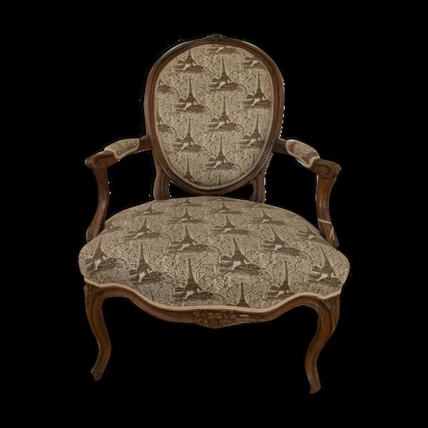 Cabriolet Louis XV