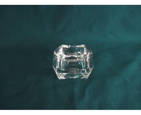Cendrier en cristal de Sèvres