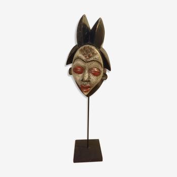Masque tribal Punu