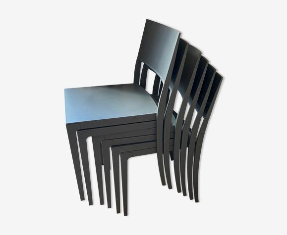 6 chaises Accademia