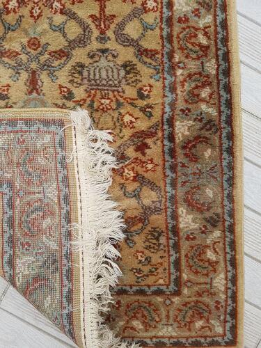 Tapis kilim persan fait main 100% laine 69x137cm