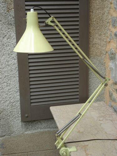 Lampe d'architecte vintage 1960