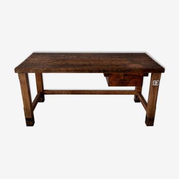 Vintage Workbench Desk