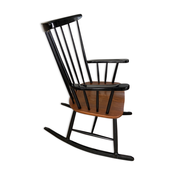 Selency Rocking-chair design Inge Anderson