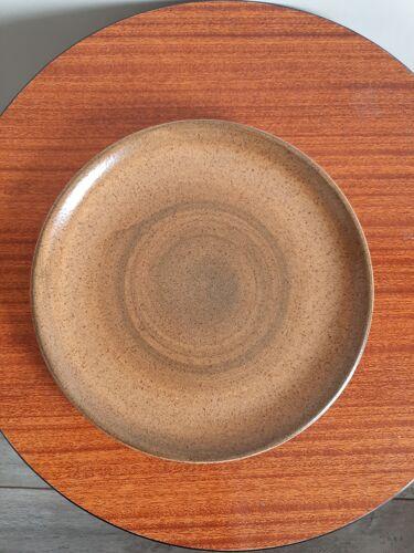 6 assiettes plates Longchamp
