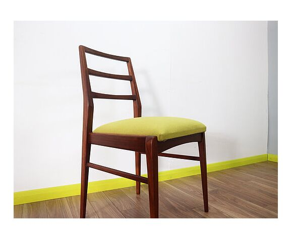 Set of 6 mid-century teak dining chairs by Richard Hornby for Fyne Ladye