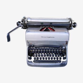 Machine à écrire Remington 1950'