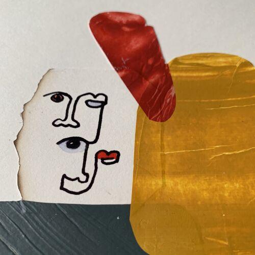 Collage 'Rogan' de la série 'Names'