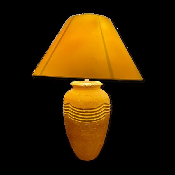 Lampe provençale en terre cuite