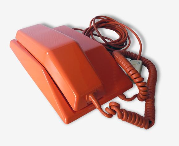 Téléphone vintage Design années 70