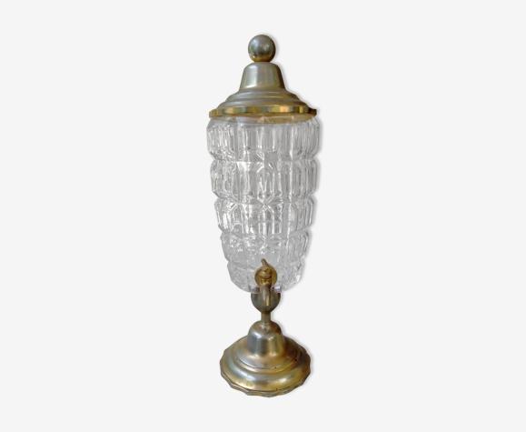 Carafe fontaine vintage