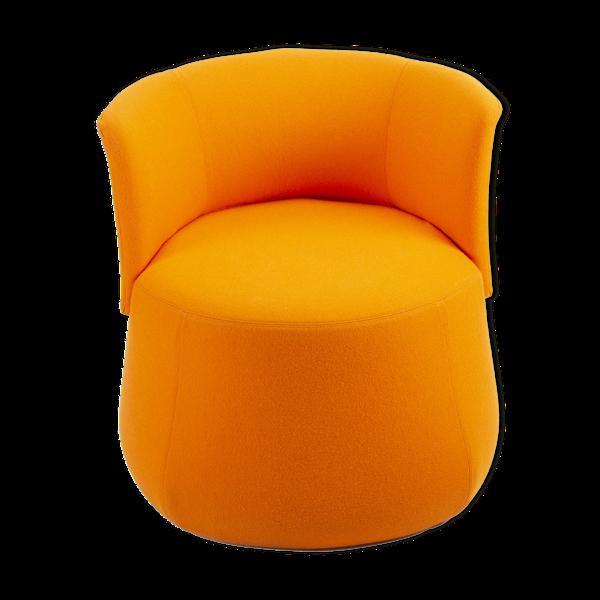 Orange Fat Sofa par Patricia Urquiola pour B&B italia