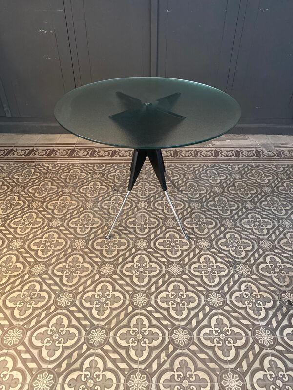 Table italienne vintage 1980