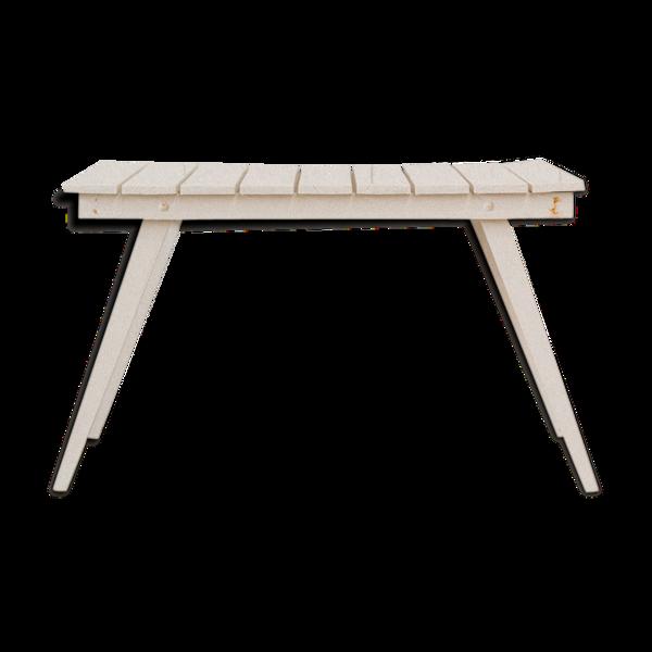 Table bois blanche
