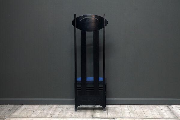 Chaise Argyle conçue par Charles Rennie Mackintosh, produit par Cassina
