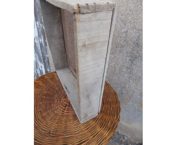 Ancien tamis en bois