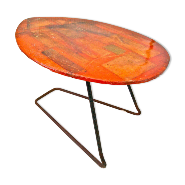 Table basse 50's villa Bellevue
