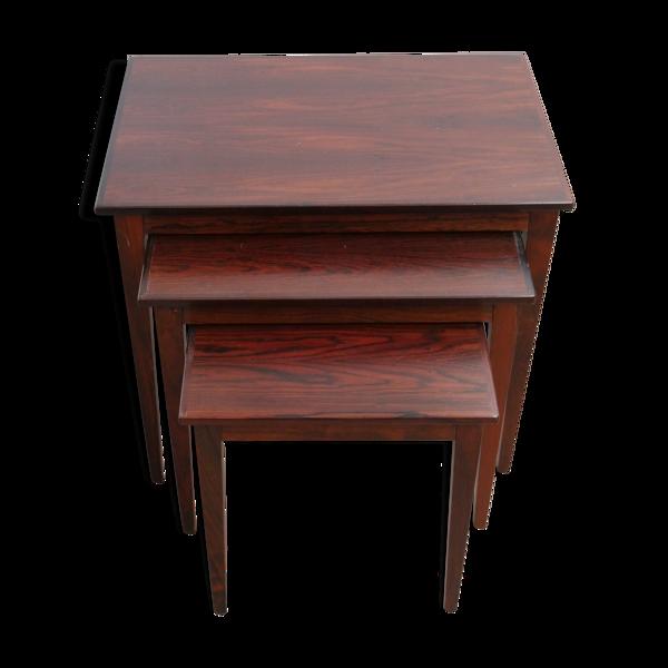 Tables gigognes Kvalitet form funktion