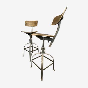 Chaises hautes de bar