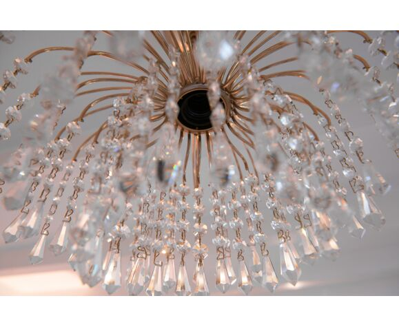 Spider hanging lamp