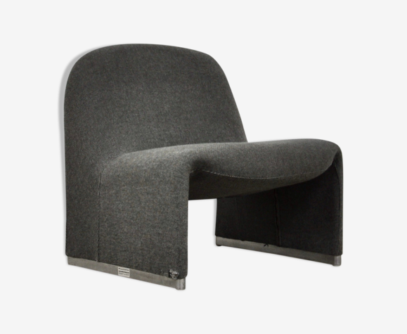 Fauteuil Alky Chair par Giancarlo Piretti pour Anonima Castelli, 1970s