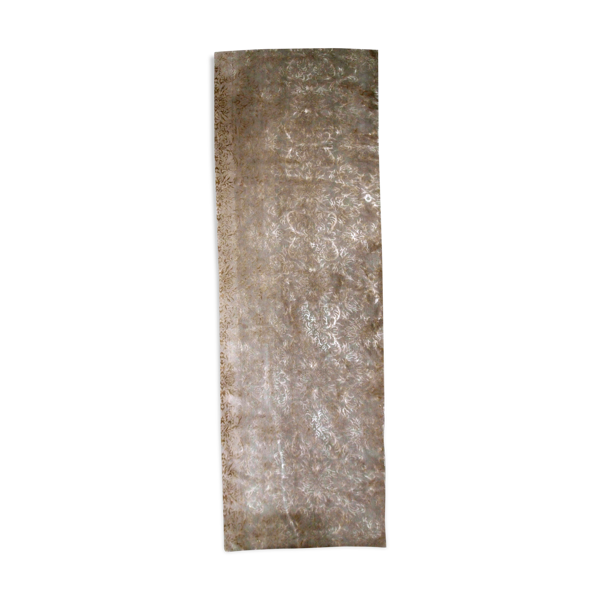 Tapis vintage Tibétain Modern 113 x 363cm 1980s