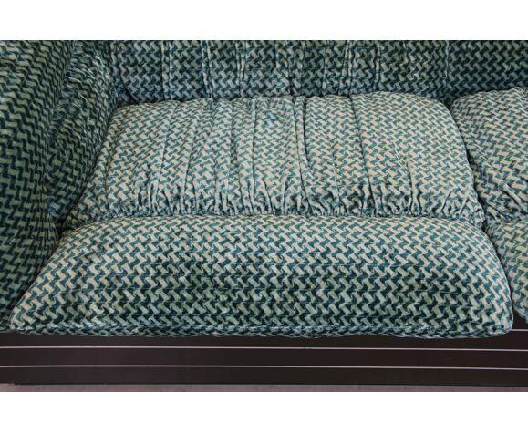Canapé salon par Giovanni Offredi pour Saporiti